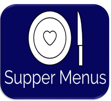 Supper Menus