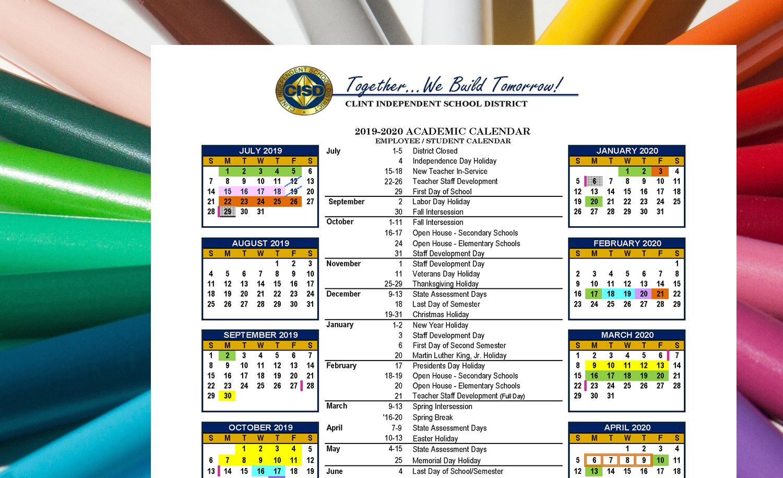 Calendario Community Manager 2020.Frank Macias Elementary Homepage