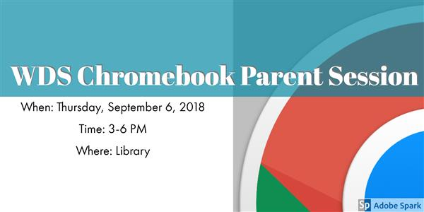 Parent Chromebook Night