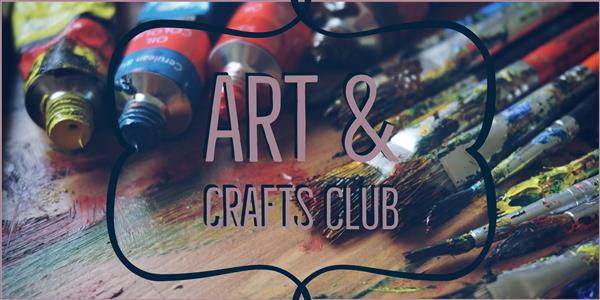 Picture of art and crafts club