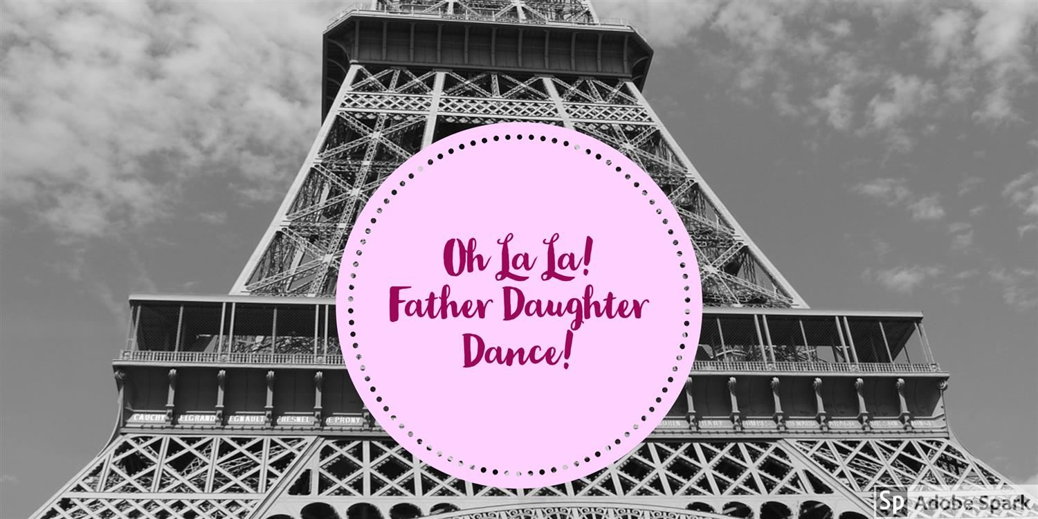 Picture of Eiffel Tower with Father Daughter Dance information