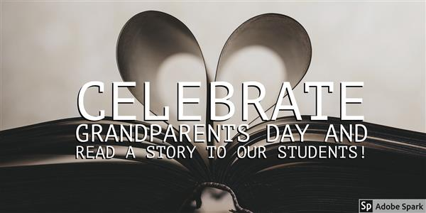 Picture about grandparents day