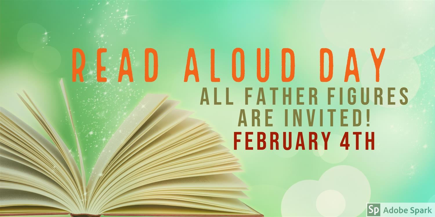 Picture of National Read aloud Day