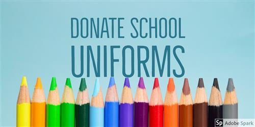 Donate School Uniform!