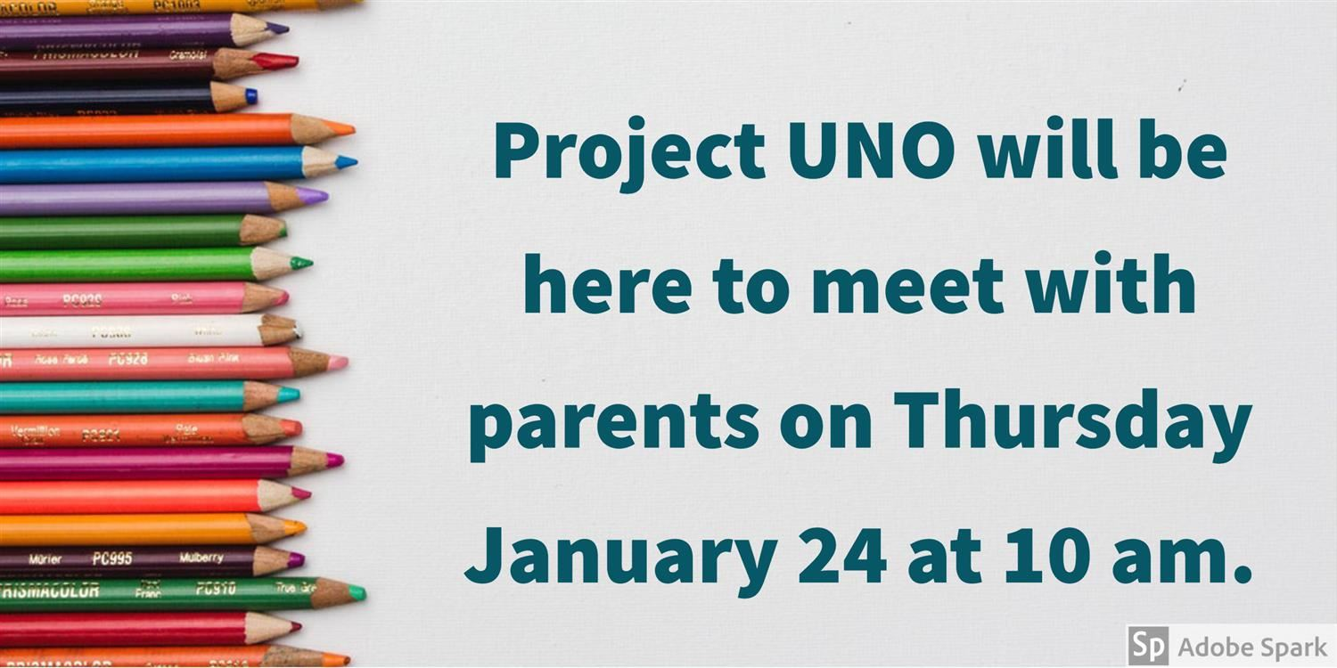 Picture of project UNO meeting