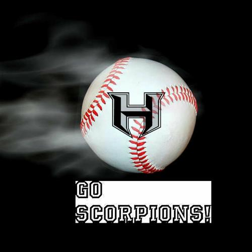 Scorpion Baseball H Image