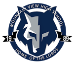 Logo of Mountain View High School