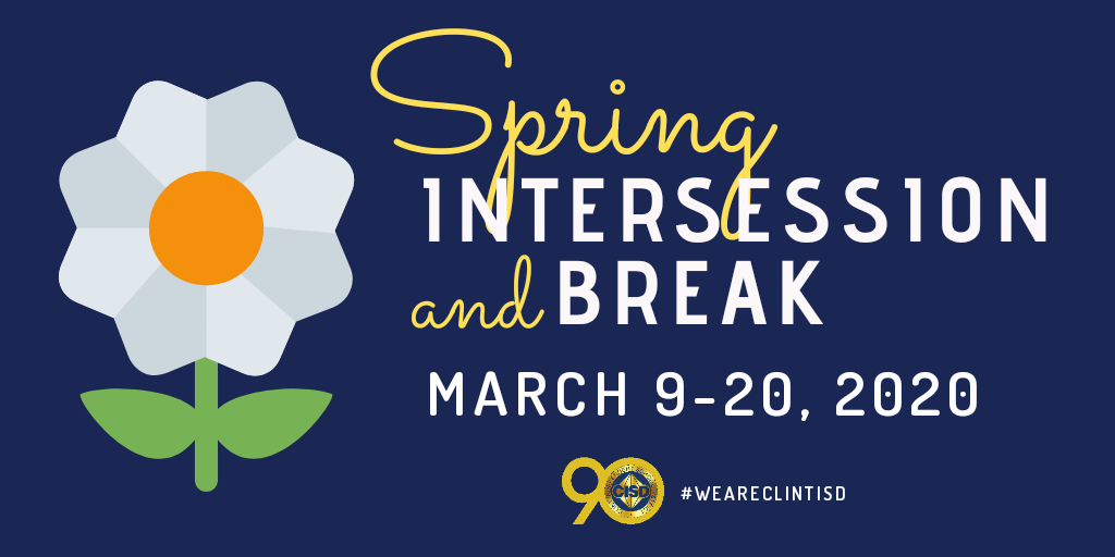Spring Intersession/Break