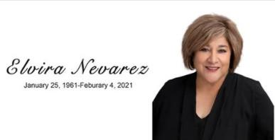 Elvira Nevarez Memorial