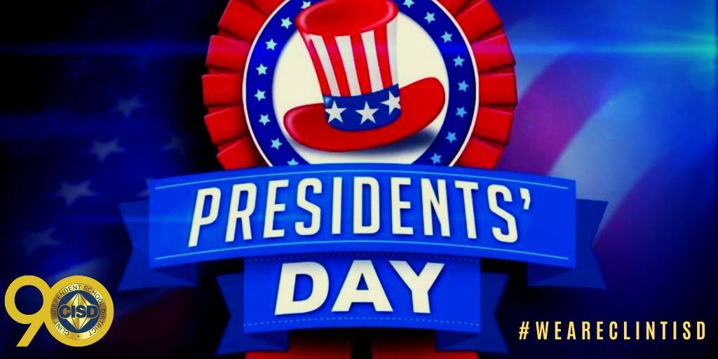 Presidents day holiday