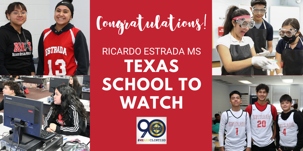 Ricardo Estrada MS Receives National Recognition