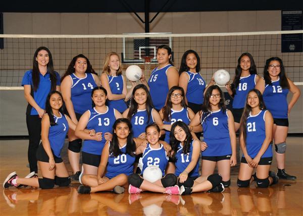 Volleyball 8th Grade Volleyball