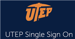 UTEP Single Sign On
