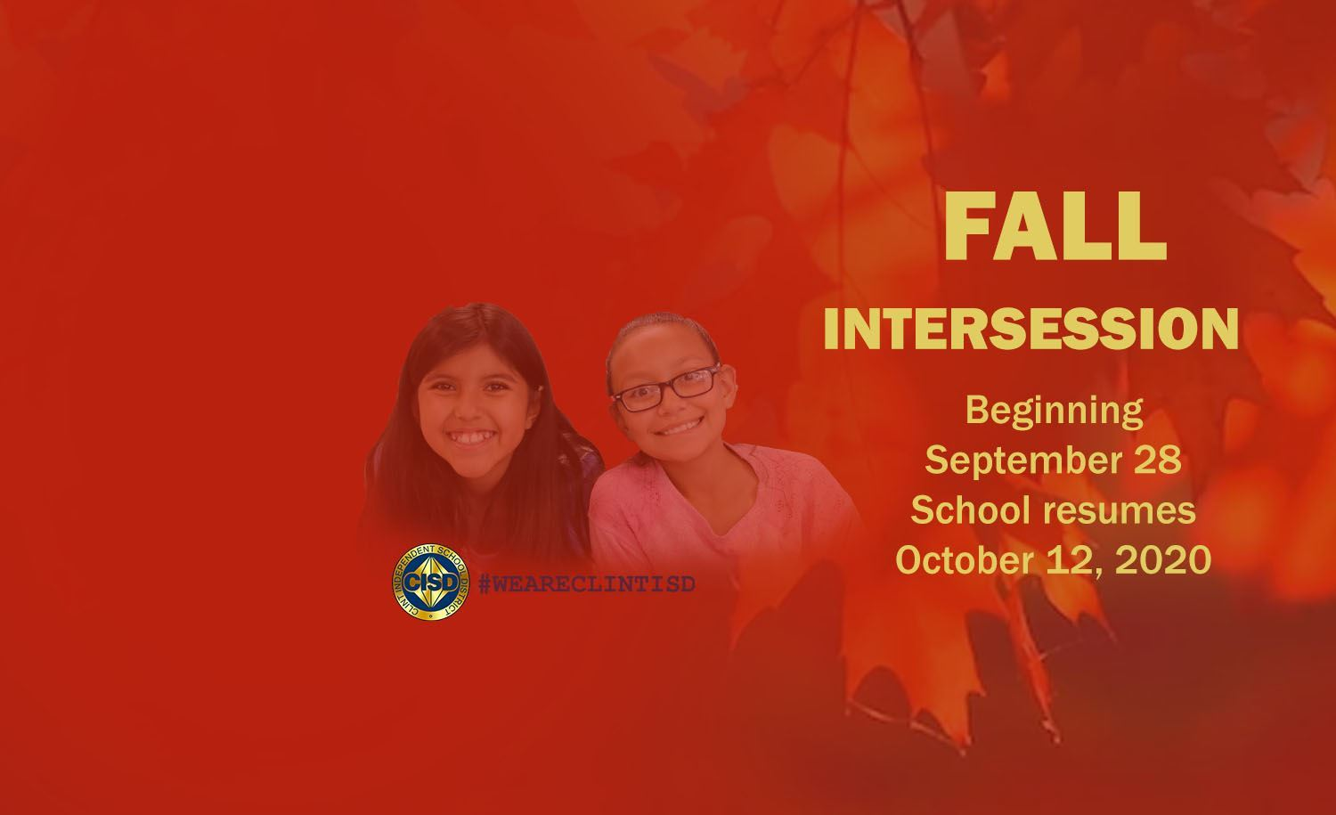 Fall Intersession