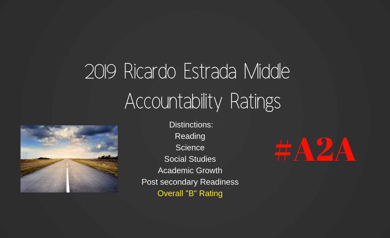 Ricardo Estrada Middle School / Homepage