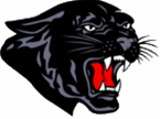 Carroll T. Welch Elementary School Panther Logo